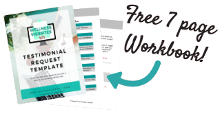 Testimonial Success Workbook Free Download