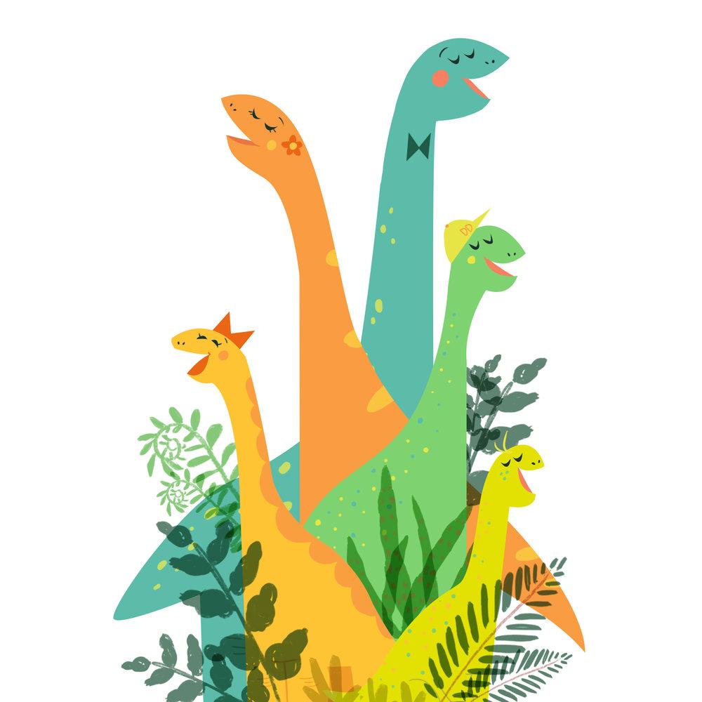 Darling Dino -