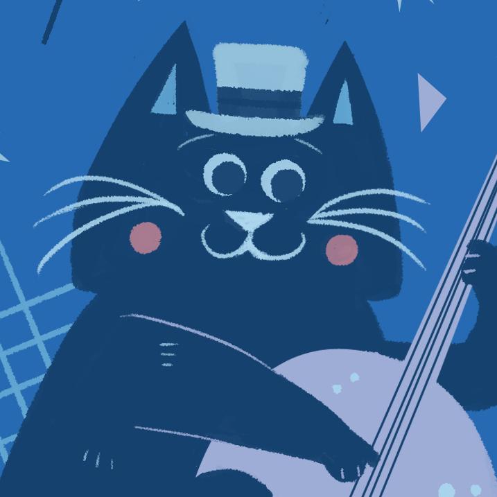 Jazz Cats -