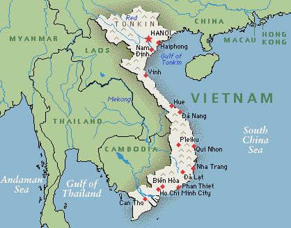 Support Vietnam — Calvary Chapel