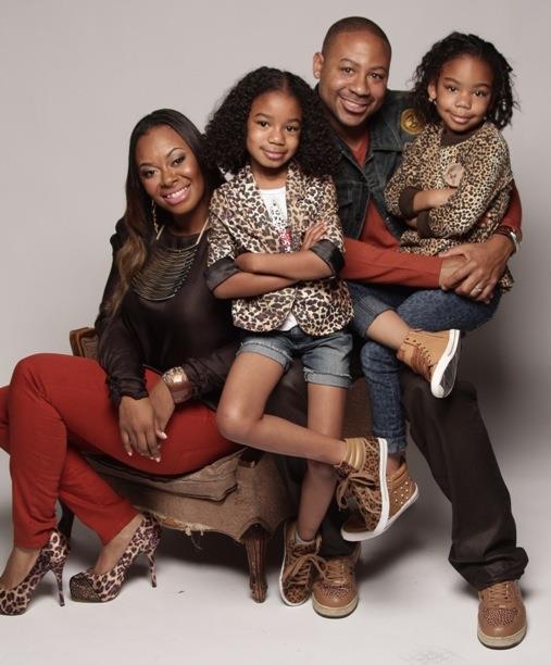 Robin Ayers & Family