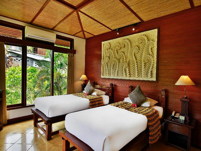 Twin Rooms at Bali Spirit Hotel