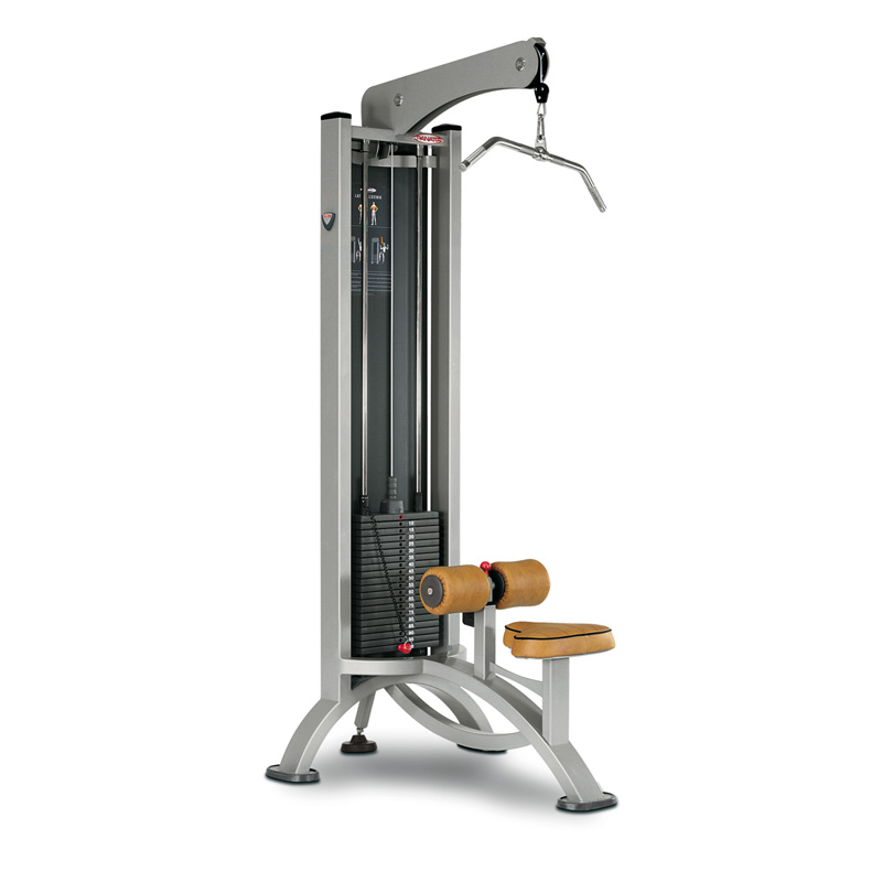 lat pulldown - selectorized - gym equipment