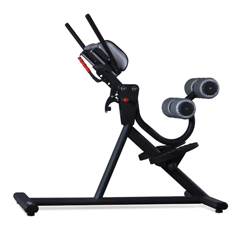 ADJUSTABLE BACK EXTENSION - GYM EQUIPMENT IRELAND