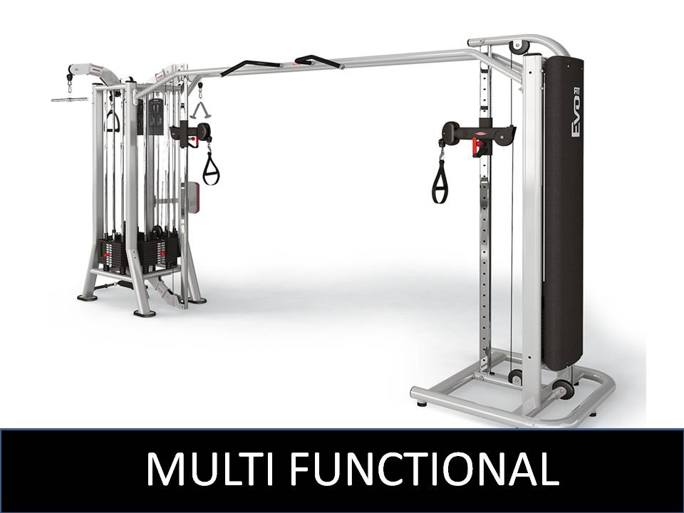 multi functional gym equipment