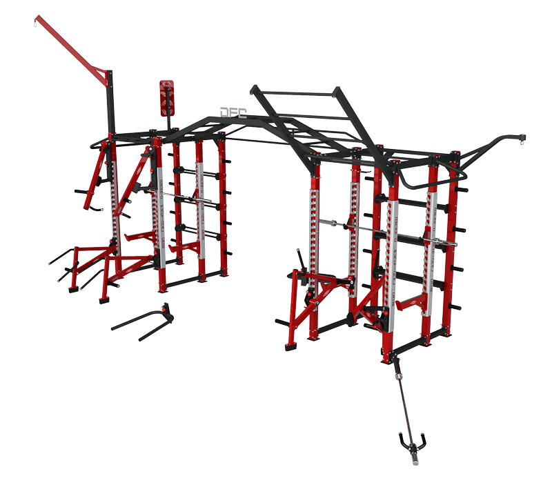 multi functional rigs - commercial gym equipment