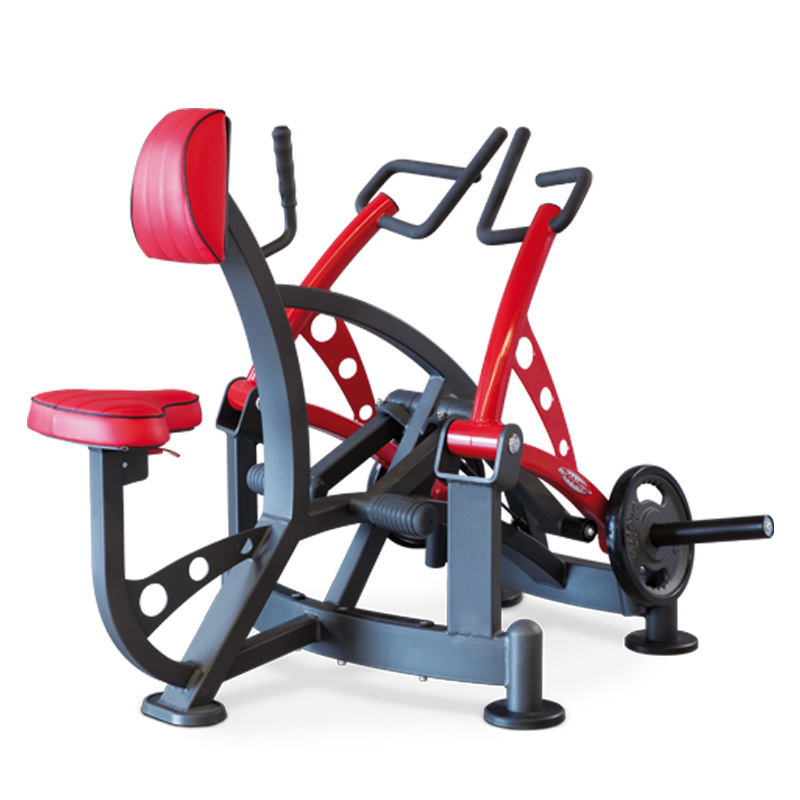super rowing machine - plate loaded - commercial gym equipment