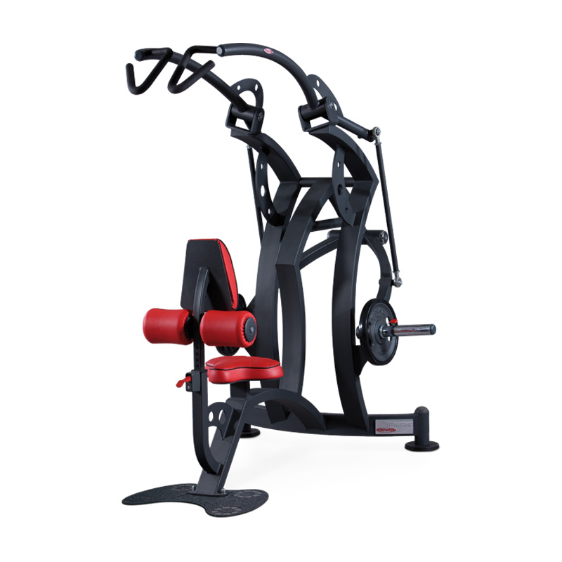 high row - plate loaded - commercial fitness equipment