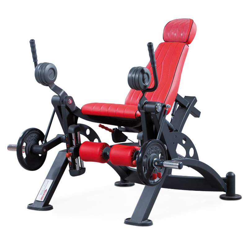 Leg Extension - plate loaded - commercial gym equipment