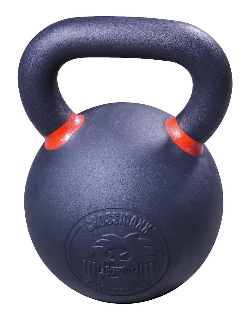 Powder-coated kettle bell- commercial gym equipment ireland