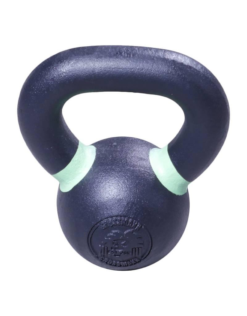 Powder-coated kettlebell - fitness equipment ireland