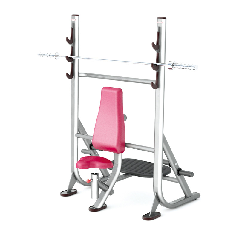 olymipic shoulder press - commercial gym equipment