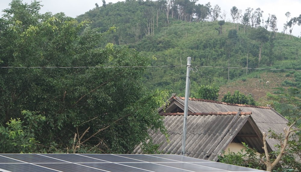 Decentralized solar PV systems bring energy access and a lot of co-benefits to rural development.
