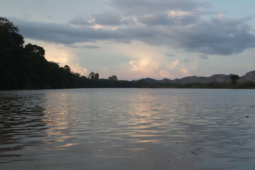 Only the Dong Nai river lies between the Cat Tien National Park and La Vie Est Belle, a place for body and nature connection.
