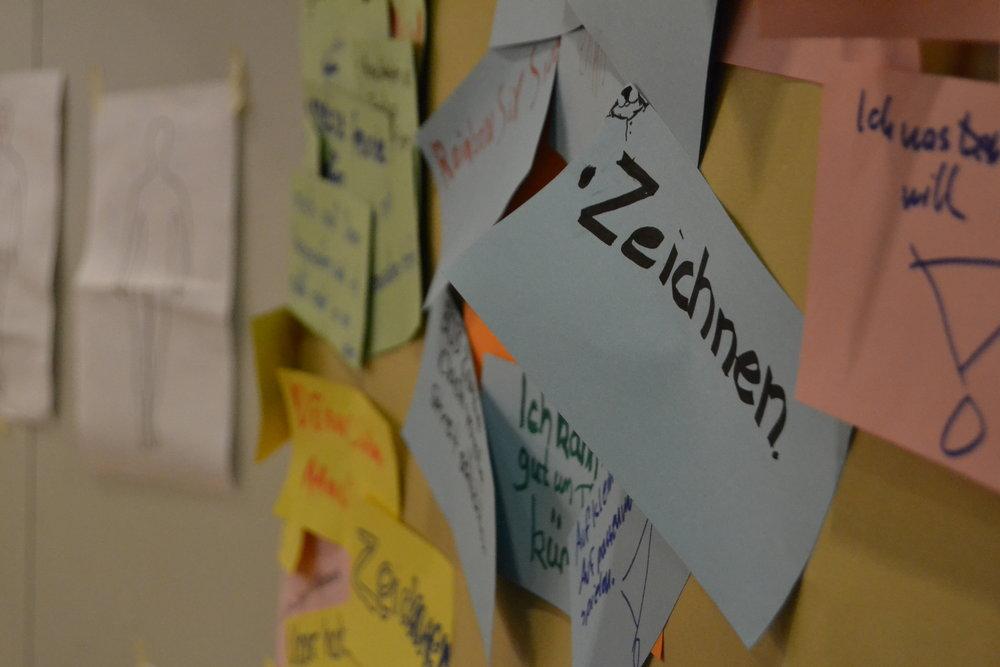 Workshops und Austausch bilden den Rahmen für die Filme auf der Utopianale.  Foto: Lea König