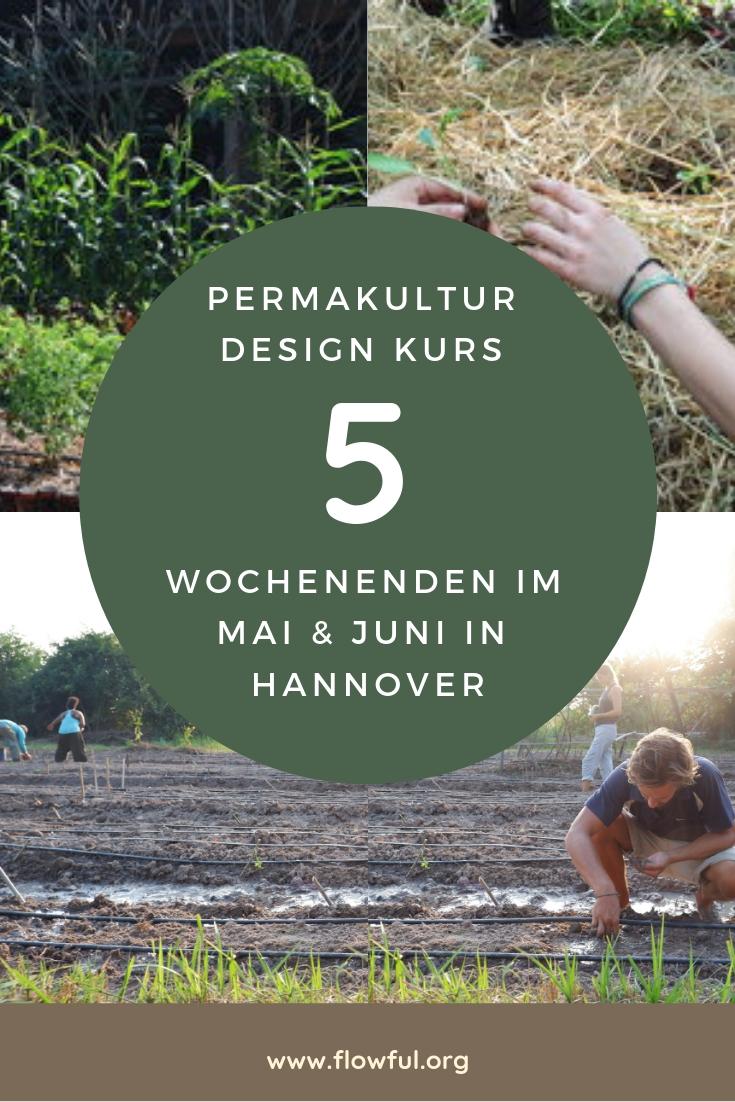 Permakultur Design Kurs 2019 Deutschland