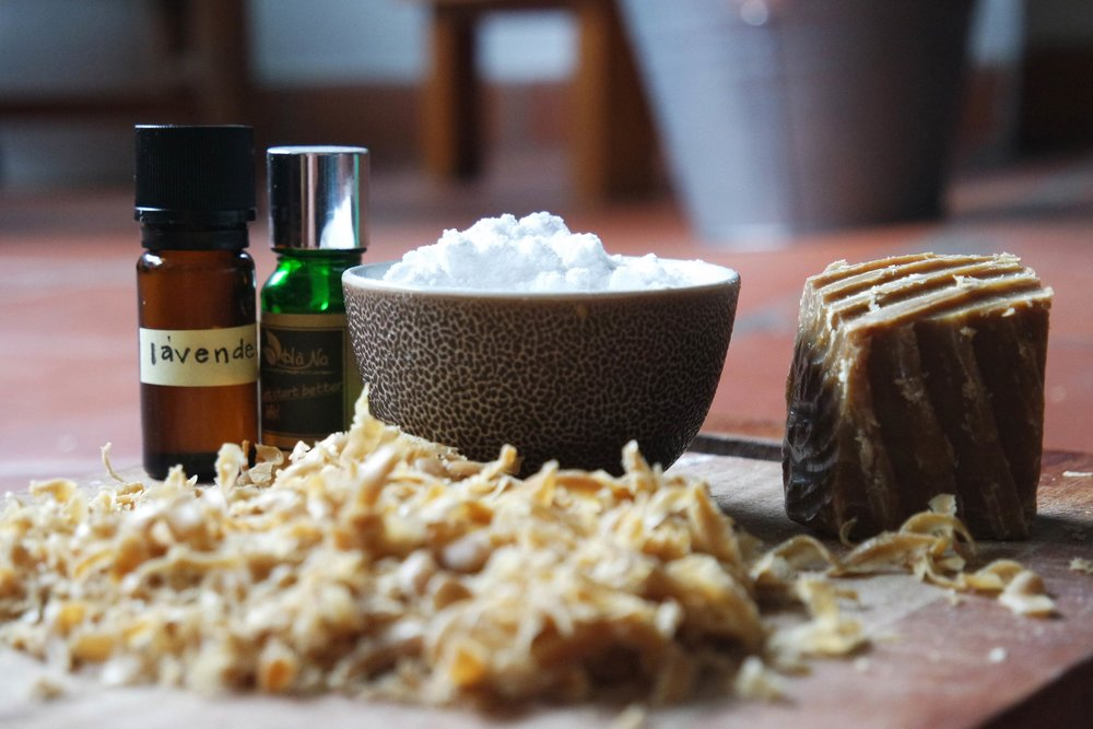 Natural products are helpful to reduce your impact on natural resources and to consume mindfully.
