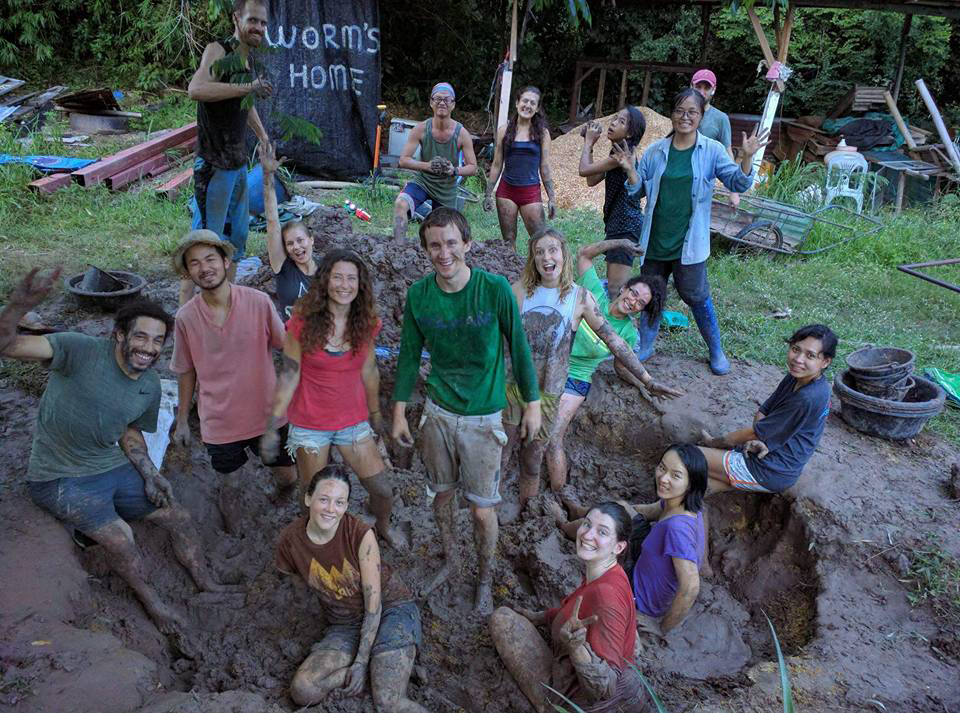 What started with a few, is turning into a diverse movement of many. Permaculture is one approach to unite the people that are part of the great turning.