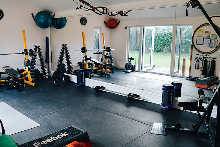 Simon Farrar Gym