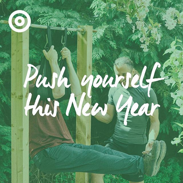 Push yourself this year.  With my expertise in personal training, I can help you establish goals and work towards achieving them, with personalised sessions tailored to your needs.  Head over to the blog for your new year inspiration - link in bio.