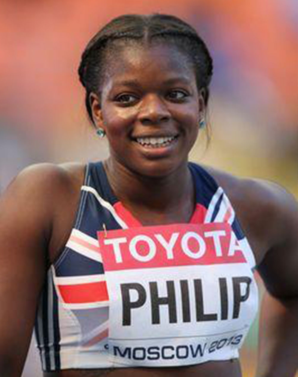 Asha Philip - going from major knee surgery to being an Olympic medallist