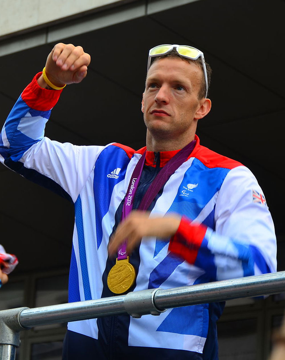 Richard Whitehead - Paralympic athlete and marathon world record holder | ran 40 marathons in 40 days