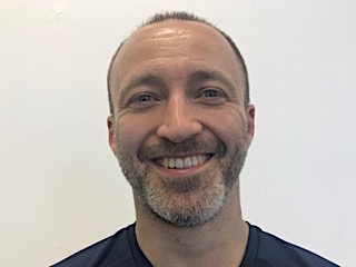 Dr Michael Johnston - British Athletics Strength Coach