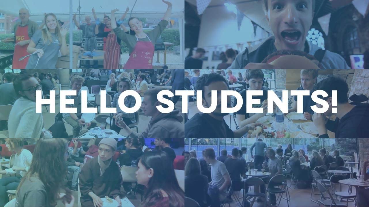 Hello Students! Some information for you! — Woodlands Church