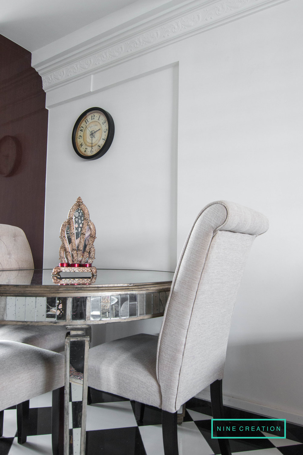 9Creation_513, Hougang Ave 10_dining table