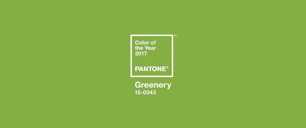Greenery (2017 Pantone Colour of the Year)