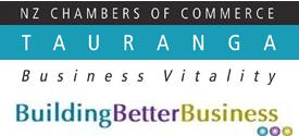Tauranga Chamber of Commerce Logo