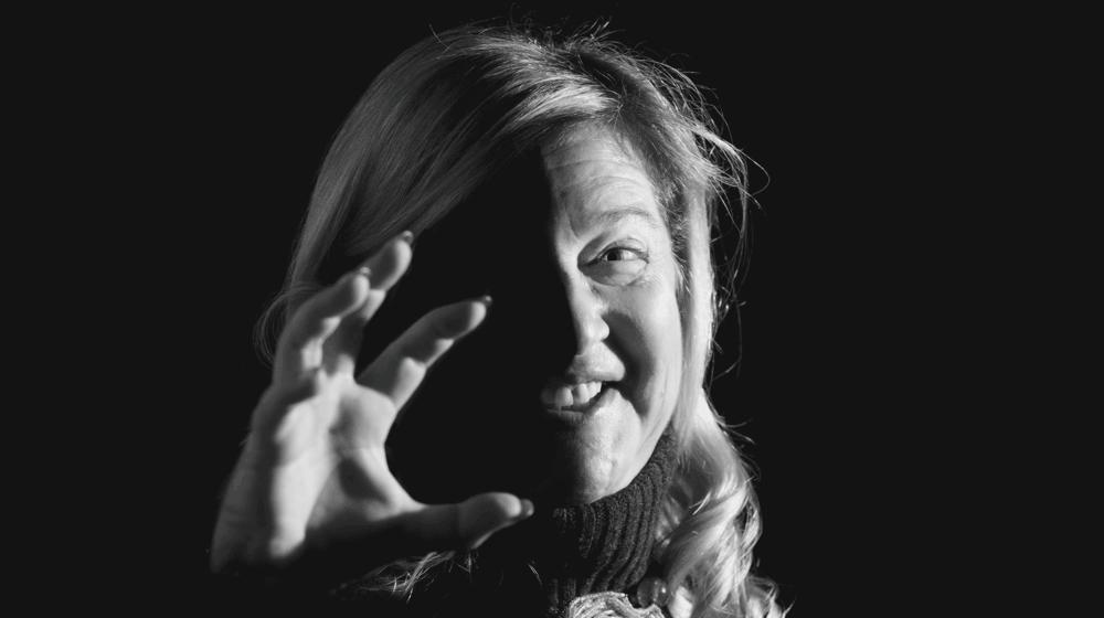 ....Sichtbar bleiben und mutig voran: Manja Gideon, Stifterin..Maintaining visibility and boldly moving forward: Manja Gideon, Founder.... ....© Fotografie: Pierre Vicarini..© Photography: Pierre Vicarini....
