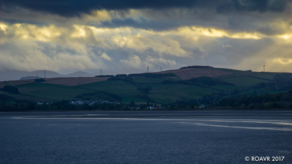 Dingwall, Cromarty Firth.