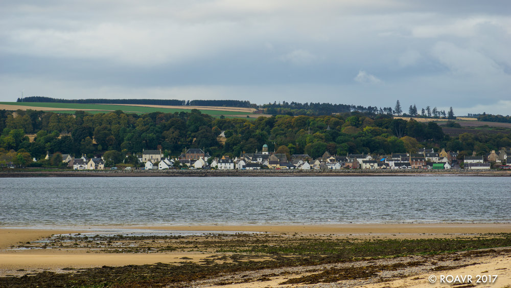 Cromarty - September 2017