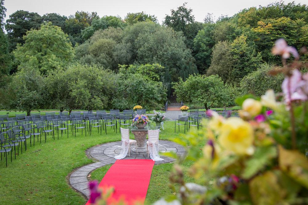 Boyne Hill Garden