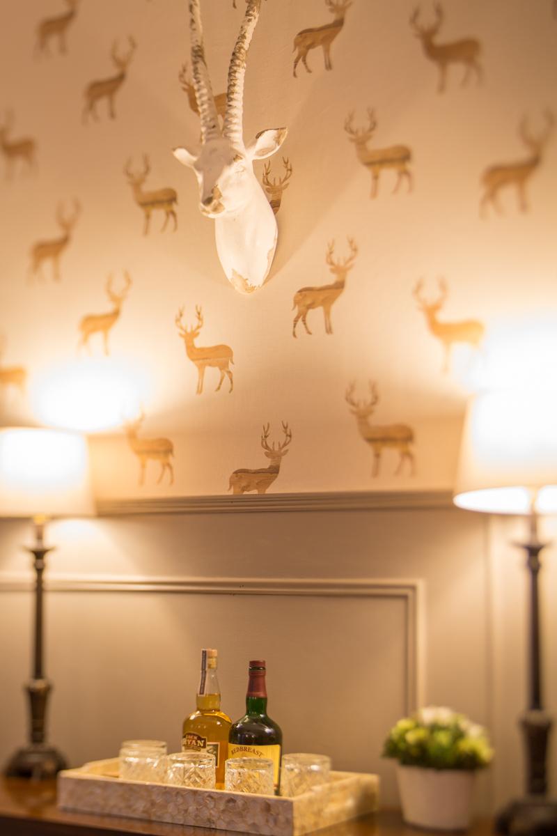 Interior Room at Boyne Hill