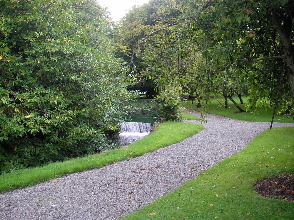 Garden in Boyne Hill