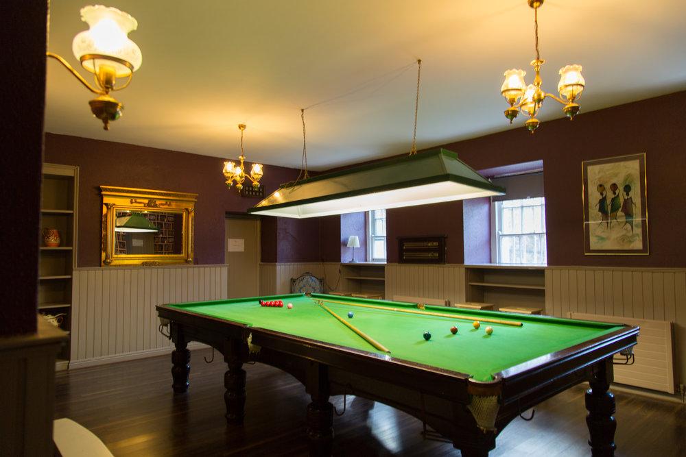 Pool Table Boyne Hill