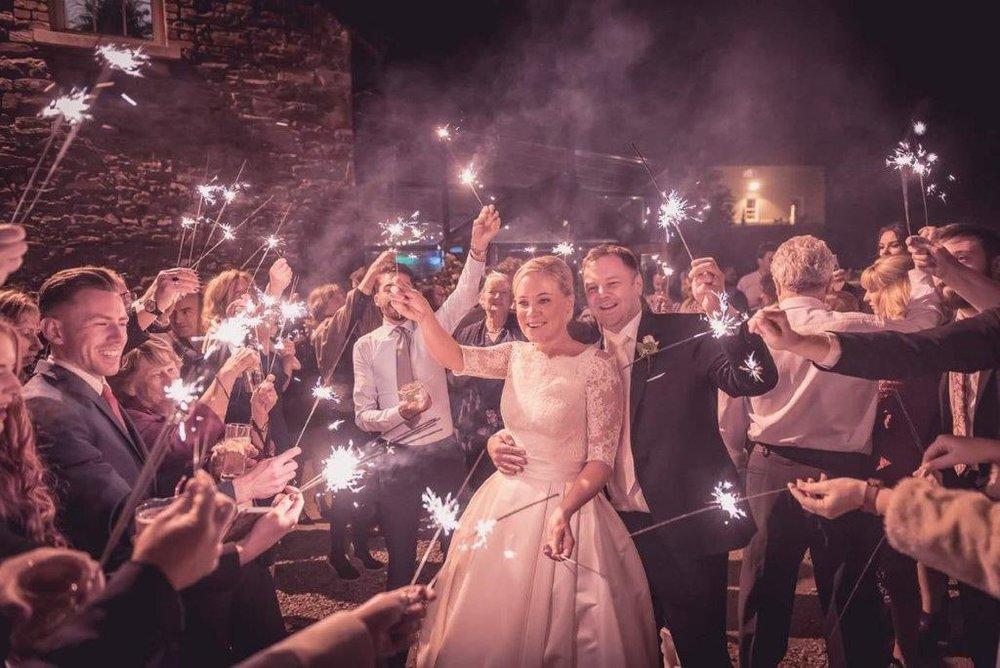 Wedding Celebrations at Boyne Hill