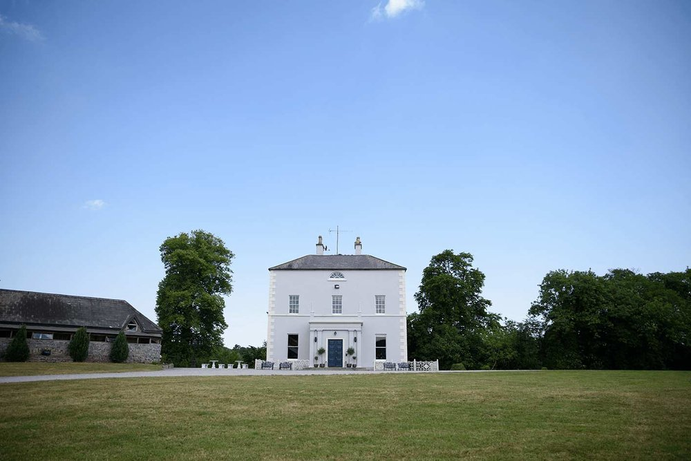 Exclusive Wedding Venue Ireland Boyne Hill House