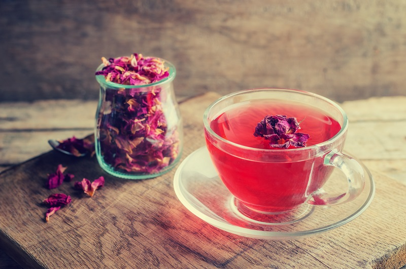 Rose Infusion tea