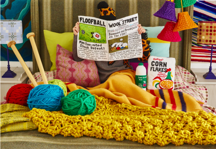 Hugo (Image from Campaign for Wool)
