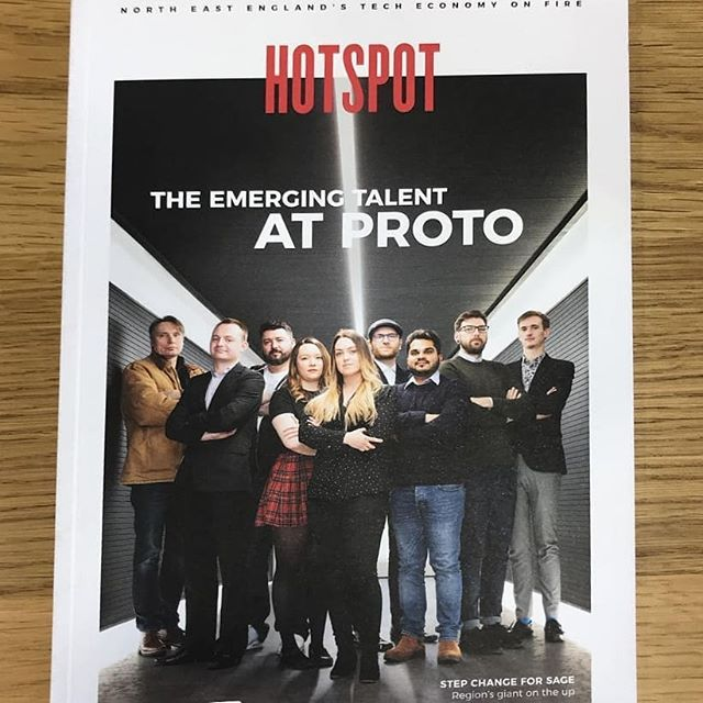 Check out the newest edition of the @netimesmagazine to see our serious business faces plastered on the front cover alongside the other lovely humans also in residence at Proto.  This shoot was actually such a laugh!  Picture credit to @weareproto  #VR #AR #Videoproduction #photography #glamourmodels #seriousbusinessfaces #proto #poweredbyproto #businesstime