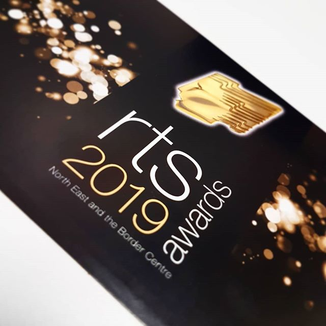 Excellent night of wining and dining at the RTS North East & Borders awards last night.  Massive congrats to all the winners with lots of love and support for @coolgirlpictures with @thesycamoregap  Well done ladies!  @RTSNETB @hiltonnewca @weareproto  #RTS #awards #film #tv #northeast #cintelglobal