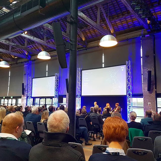 Excellent hearing success stories #pitchatpalace from @trylife_tv & @mylittle_exploreruk local companies having a big impact globally.  Digital disruption taking place in the space where the world changing locomotive steam engine was refined.  #thisismine #newcastle #northeast #inspirationdaily #techscene #emergingtech @sunsoftcity @boiler_shop