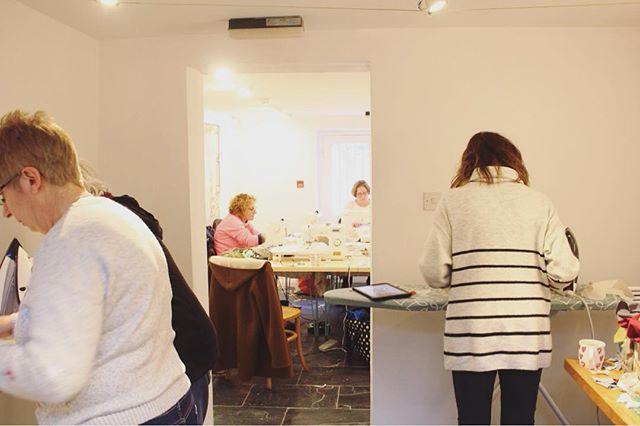 Looking forward to this weekends workshop @pincushion_pantiles
