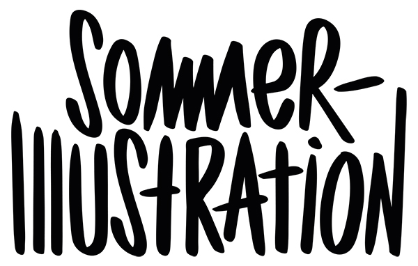 sommer-illustration