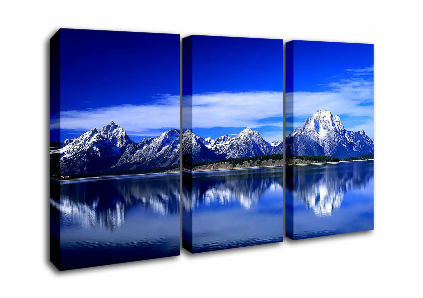 Three Panel Canvas - Three panel canvas prints can be arranged in a row or stacked depending on the orientation of your photo.Find the style that is right for you from the options below and select it by clicking the link. You will be taken to the product page to customize your canvas!