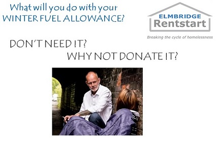 Are you in receipt of a Winter Fuel Payment?