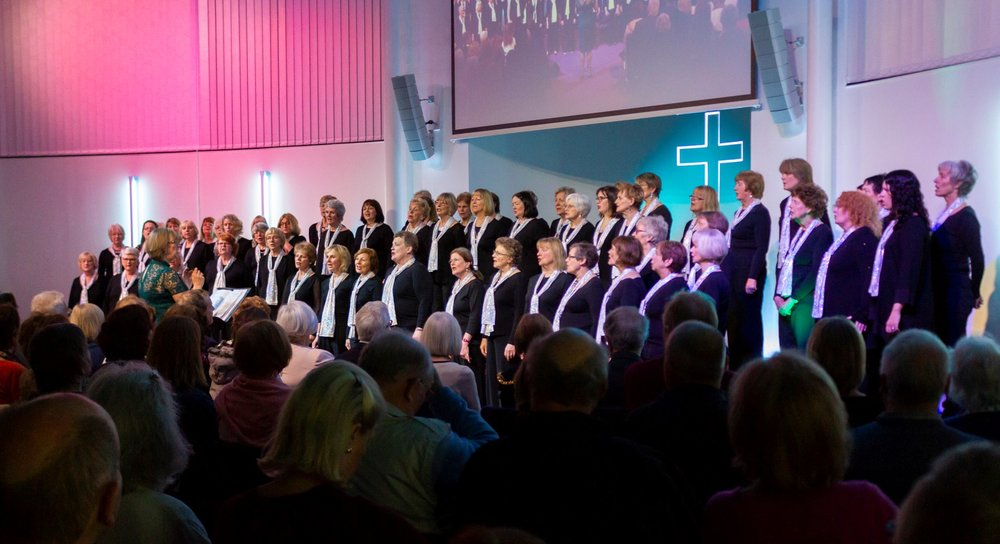 Elmbridge Ladies Choir